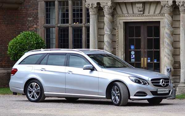Executive Mercedes E Class Tourer