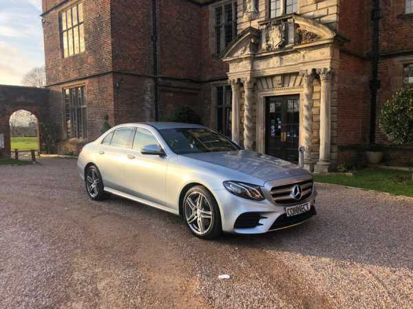 The Executive AMG Mercedes E Class